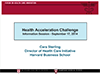 Health Acceleration Challenge Webinar (VIDEO)